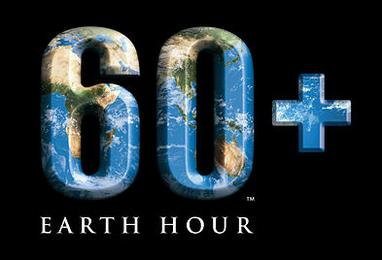 Earth Hour - Saturday 28 March 2020