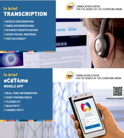 CdT launches its new transcription service and mobile app